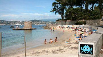 Invasion Cote d'Azur
